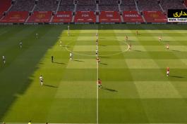 منچستریونایتد / شفیلد یونایتد / لیگ برتر انگلیس / Manchester United / Sheffield United