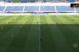 پادربورن / دورتموند / بوندس لیگا / آلمان / Borussia Dortmund / Paderborn