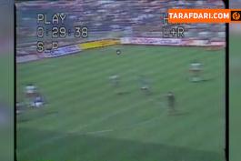 پیروزی 2-0 ایتالیا مقابل لهستان با بریس پائولو روسی و صعود به فینال جام جهانی (1982/7/8) / ویدیو