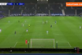 خلاصه بازی پورتو 2-0 المپیاکوس (لیگ قهرمانان اروپا - 2020/21)