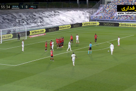 رئال مادرید / مایورکا / لالیگا / اسپانیا / Real Madrid / Mallorca