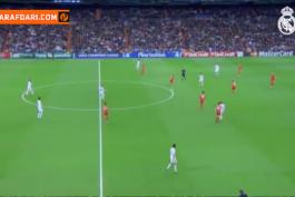 برتری 1-0 رئال مادرید مقابل لیورپول با تک گل کریم بنزما (2014/11/4) / ویدیو