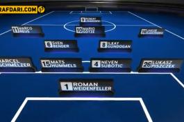 رئال مادرید-اسپانیا-بروسیا دورتموند-آلمان-لیگ قهرمانان اروپا-Real Madrid-Borussia Dortmund-Uefa Champions League