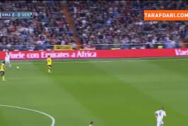 پیروزی 7-3 رئال مادرید مقابل سویا با هت تریک کریستیانو رونالدو (2013/10/30) / ویدیو