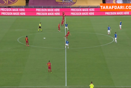 آاس رم / اینتر / سری آ / ایتالیا / As Roma / Inter
