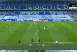 رئال مادرید / رئال سوسیداد / لالیگا / اسپانیا / Real Madrid / Real Sociedad