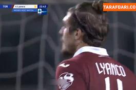 تورینو / آاس رم / سری آ / ایتالیا / Torino / As Roma