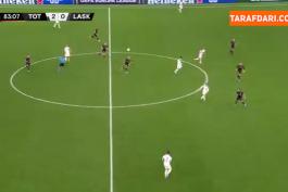 tottenham / lask / تاتنهام / لاسک / لیگ اروپا / europa league