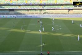 خلاصه بازی هلاس ورونا 0-2 ناپولی (سری آ ایتالیا - 2019/20)