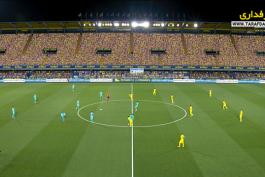 بارسلونا / ویارئال / لالیگا / اسپانیا / Barcelona / Villarreal