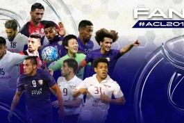 لیگ قهرمانان آسیا / تیم منتخب لیگ قهرمانان آسیا / AFC