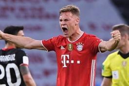 آلمان / بوندسلیگا / قهرمانی بایرن مونیخ / لروی سانه / Bundes Liga