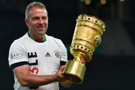 آلمان / دی اف بی پوکال / بایرن مونیخ / بایرلورکوزن / قهرمانی بایرن مونیخ / DFB Pokal