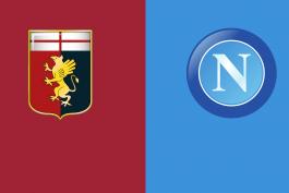 ترکیب دو تیم جنوا و ناپولی / رسمی