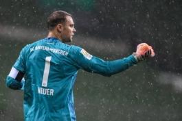 آلمان / بوندس لیگا / وردربرمن / بایرن مونیخ / Bundes Liga