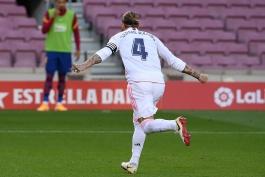رئال مادرید - لالیگا - اسپانیا - Real Madrid - Laliga - گلزنی مقابل بارسلونا - ال کلاسیکو