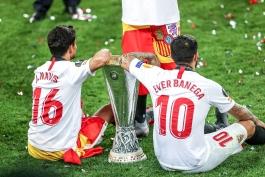 سویا / Sevilla / قهرمانی در لیگ اروپا