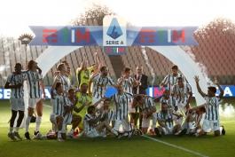 یوونتوس - سری آ - Serie A - Juventus - جشن قهرمانی