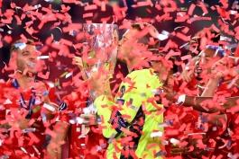 بایرن مونیخ - Bayern Munich - سوپرجام اروپا - UEFA Super Cup 2020 - بازی مقابل سویا