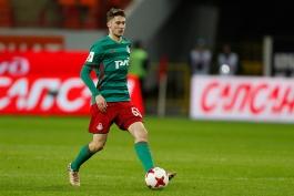 لوکوموتیو مسکو / Lokomotiv Moscow / روسیه