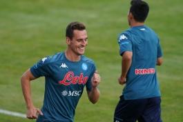 ناپولی / Napoli / سری آ / Serie A / تمرینات