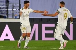 رئال مادرید - لالیگا - اسپانیا - گلزنی مقابل آلاوز - Real Madrid - Laliga