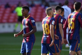 بارسلونا - Barcelona - La Liga - لالیگا - گلزنی مقابل رئال مادرید - ال کلاسیکو