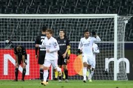 رئال مادرید / لیگ قهرمانان اروپا / Real Madrid / Uefa Champions League / گلزنی مقابل گلادباخ
