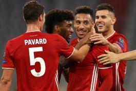 بایرن مونیخ - Bayern Munich - لیگ قهرمانان اروپا - UCL - گلزنی مقابل اتلتیکو مادرید