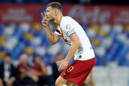 آاس رم / AS Roma / سری آ / Serie A / بازی مقابل ناپولی