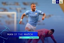 منچسترسیتی - لیگ قهرمانان اروپا - Manchester City