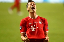 بایرن مونیخ - Bayern Munich - لیگ قهرمانان اروپا - UCL - فینال لیگ قهرمانان اروپا - بازی مقابل پاری سن ژرمن