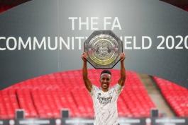 آرسنال - کامیونیتی شیلد - جام قهرمانی - Arsenal - Community Shield