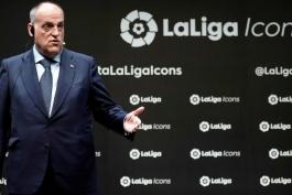 لالیگا - El presidente de LaLiga