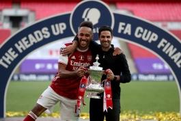 آرسنال - جام حذفی انگلیس - FA Cup - Arsenal - قهرمانی