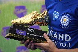 لسترسیتی - لیگ برتر انگلیس -  Leicester City - Premier League - جایزه کفش طلا