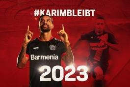 بایرلورکوزن - بوندسلیگا - Bayer 04 Leverkusen - Bundesliga - تمدید قرارداد