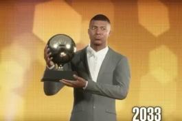 پاری سن ژرمن - لیگ 1 فرانسه - Paris Saint-Germain - PSG - توپ طلا
