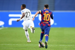 بارسلونا - Barcelona - UCL - لیگ قهرمانان اروپا - بازی مقابل بایرن مونیخ