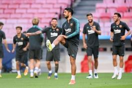 بارسلونا - Barcelona - La Liga - لالیگا - تمرینات