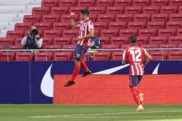 اتلتیکو مادرید / لالیگا / اولین گل در لالیگا / Atletico / La Liga