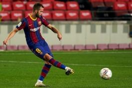 بارسلونا - Barcelona - La Liga - لالیگا - اولین بازی رسمی
