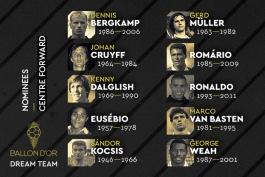 کدام مهاجم شایسته حضور در لیست فرانس فوتبال بود؟ / نظرسنجی