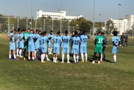 تمرینات تیم ملی