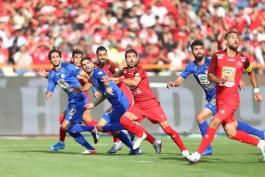 تعویق دربی جام حذفی