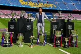 مهاجم اروگوئه ای بارسلونا