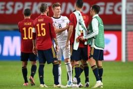 آلمان - اسپانیا