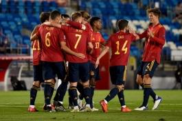 اسپانیا 1-0 سوئیس؛ زومر پیروزی را به اسپانیا هدیه کرد