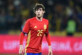 دفاع راست اسپانیایی بارسلونا