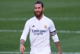 مدافع اسپانیایی رئال مادرید
